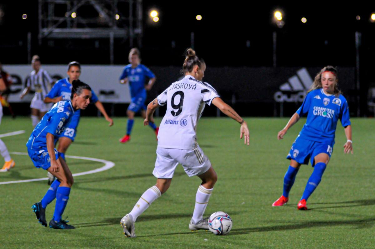 Photo Gallery: Juventus Women - Empoli Ladies 4-3 [29-08-2020] - Calcio  femminile italiano