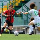 X Giornata di Ritorno Serie A Femm.le 2020/21: Sassuolo vs. Milan