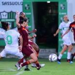 I Giornata di Andata Serie A Femm.le 2020/21: Sassuolo vs. Roma