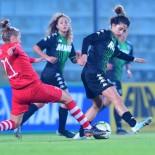 IX Giornata di Andata Serie A Femm.le 2019/20: Sassuolo vs. Florentia