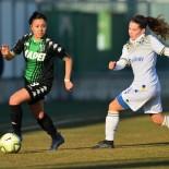 XI Giornata di Andata Serie A Femm.le 2019/20: Sassuolo vs. Hellas Verona