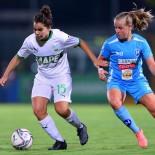 III Giornata di Andata Serie A Femm.le 2020/21: Sassuolo vs. Napoli