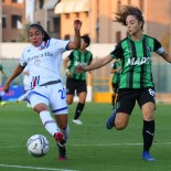 III Giornata di Andata Serie A Femm.le 2021/22: Sassuolo vs. Sampdoria