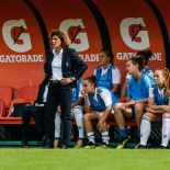 Rita Guarino coach della Juventus