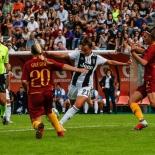 Arianna Caruso nel secondo goal della Juve