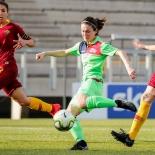 Isotta Nocchi segna il goal per la Florentia