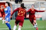 esultanza Bonfantini dopo il goal