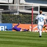 azione del primo goal dell' Atalanta