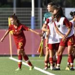 AS ROMA vs ASD NAPOLI FEMMINILE 2st day of women's championship Series A