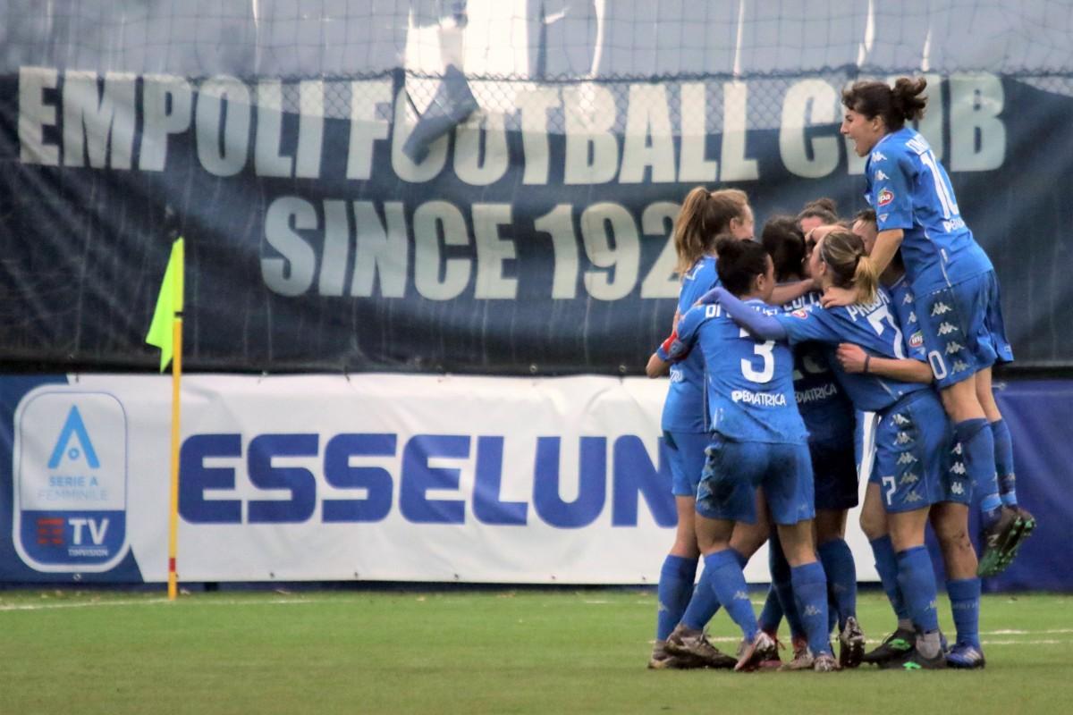 Photo Gallery: Empoli Ladies - Juventus Women 4-5 (Coppa Italia)  [30-01-2021] - Calcio femminile italiano