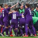 Calcio Serie A femminile 2017/18 - Fiorentina Women's vs Chievo Verona