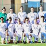 Le titolari della Fiorentina Women's