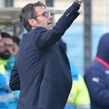 L'allenatore Antonio Cincotta