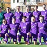 Le titolari della Fiorentina