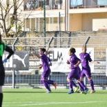 Ilaria Mauro esulta dopo il gol