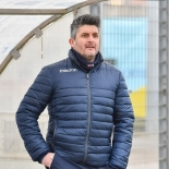 Il vice di Stefano Carobbi in panchina