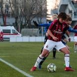 Seria a famminile calcio -  15 dicembre 2018 - Milan vs Mozzanica