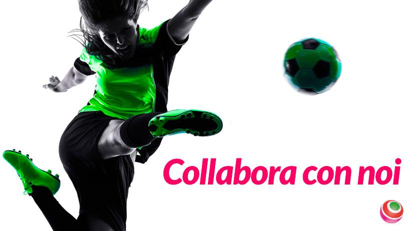 Collabora con noi - Calcio Femminile Italiano