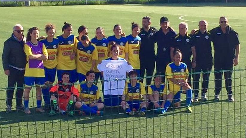 Il sogno è realtà: il Lucca Calcio Femminile approda in Serie B ...