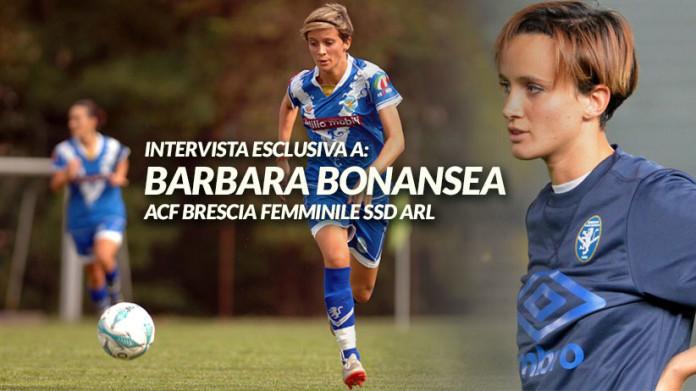 """Barbara Bonansea Carica Le Leonesse """" Non Vedo L' Ora Di Affrontare La Doppia Sfida"""""""