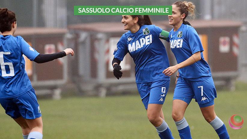 c'è sassuolo-new team ferrara! - calcio femminile italiano