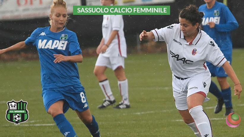 Pareggio con il bologna il sassuolo passa il turno di coppa italia calcio femminile italiano - Sassuolo italia ...