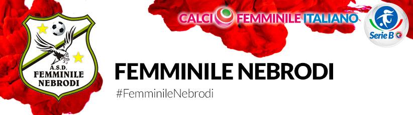 Femminile-Nebrodi