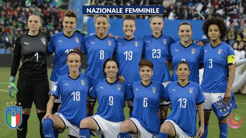 L Italia va a caccia del pass Mondiale  23 convocate per la sfida ... 0513b1ac08b2