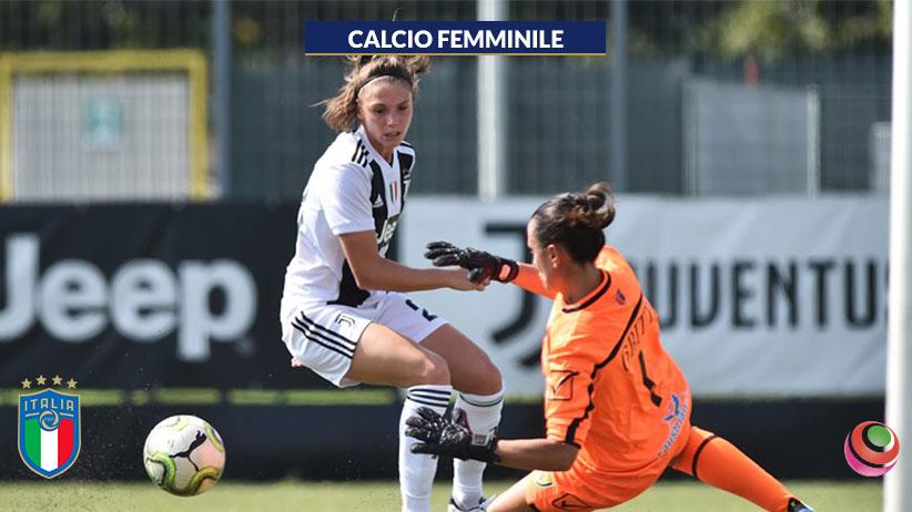 Risultati 1ª Giornata Di Serie A E Coppa Italia 2018 19 Gironi Eliminatori Calcio Femminile Italiano