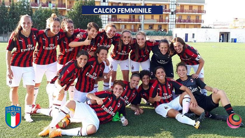 Campionato Serie A Femminile Nella 3ª E 4ª Giornata Su Sky Sassuolo Milan E Roma Juventus Calcio Femminile Italiano