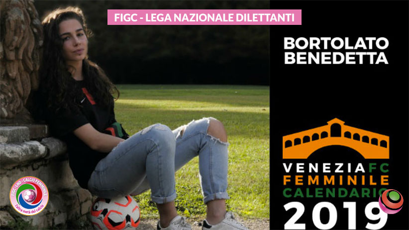 Calendario Nazionale Calcio.Venezia Fc Un Calendario Per Beneficenza Calcio Femminile