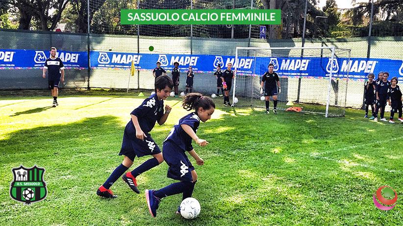"""53240da91 Il Sassuolo Calcio Femminile ha organizzato per lunedì 1 Luglio un """"Open Day""""  ..."""