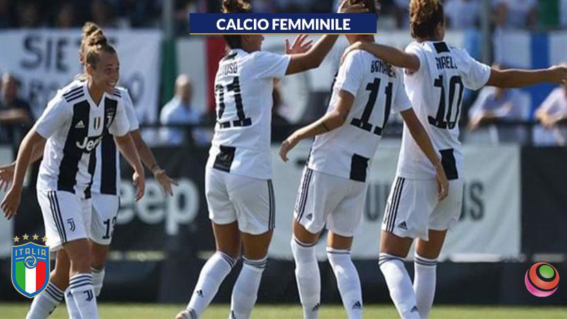 Calendario Serie B Femminile.La Figc Presenta I Calendari Della Serie A E Della Serie B