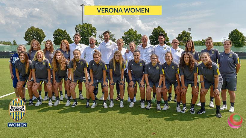 Hellas Verona Women 2019/20: la presentazione della nuova ...