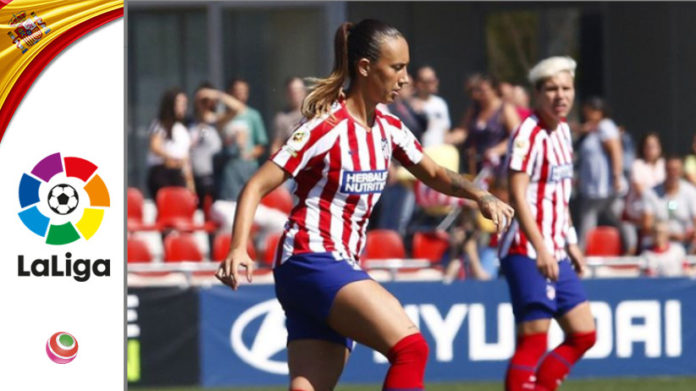 Virginia Torrecilla Atlético Madrid