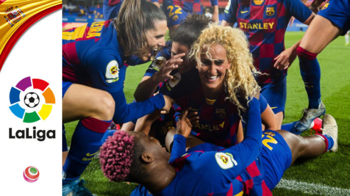 Kheira Hamraoui Barcelona Femeni