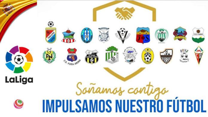 Il Granadilla firma un accordo con 18 club canari