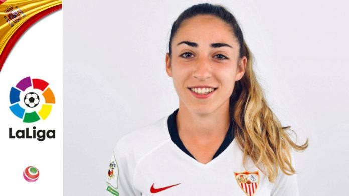 Olga Carmona Sevilla fc