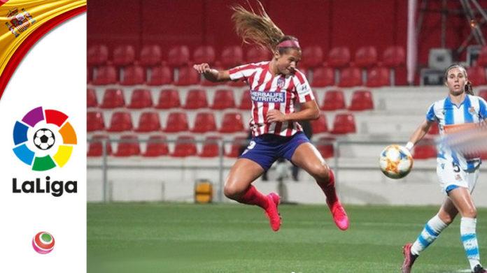 Deyna Castellanos Atlético Madrid