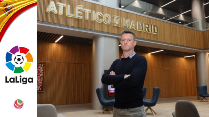 Dani Gonzalez Atlético Madrid