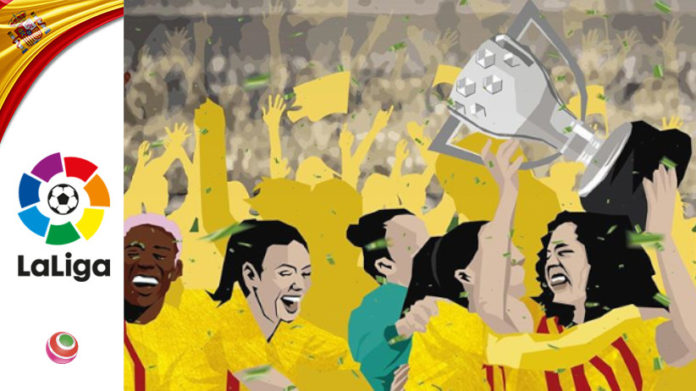 Primera Iberdrola calcio femminile Spagna