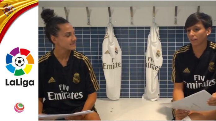 Marta Carmona e Marta Corredera Real Madrid