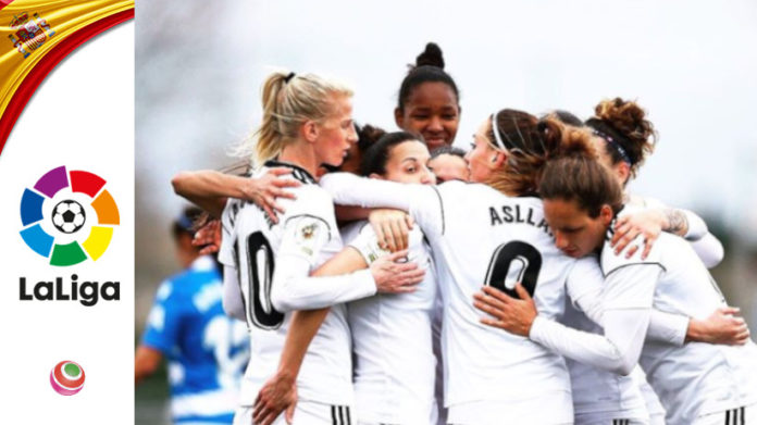 Kosovare Asllani Real Madrid femenino