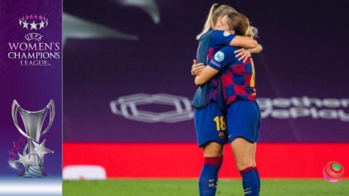 Barcelona - Wolfsburg Women's Champions League