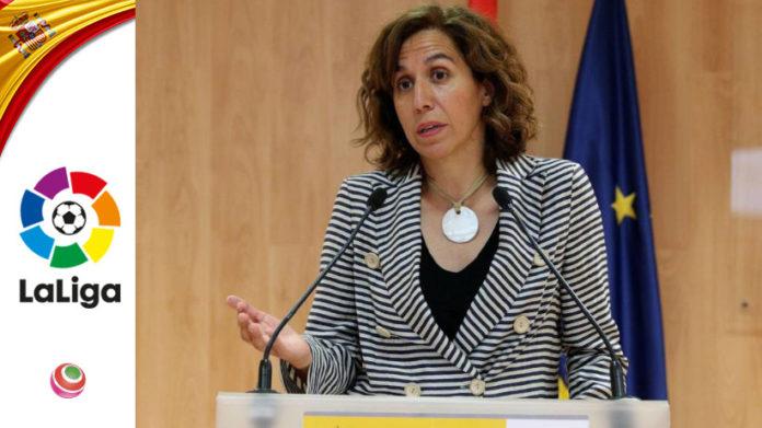 Irene Lozano Consejo Superior de Deporte