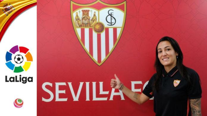 Kelly Gadea, Sevilla Femenino