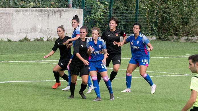 Photo Gallery Riozzese Como Roma Cf 5 0 20 09 2020 Calcio Femminile Italiano
