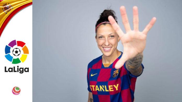 Jenni Hermoso Barcellona
