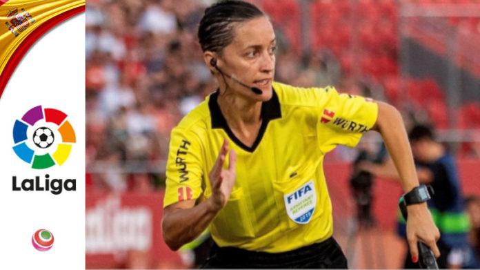 Guadalupe Porras, guardalinee spagnola