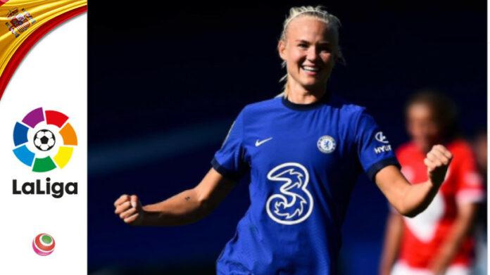 Pernille Harder Chelsea miglior giocatrice 2020 per AS